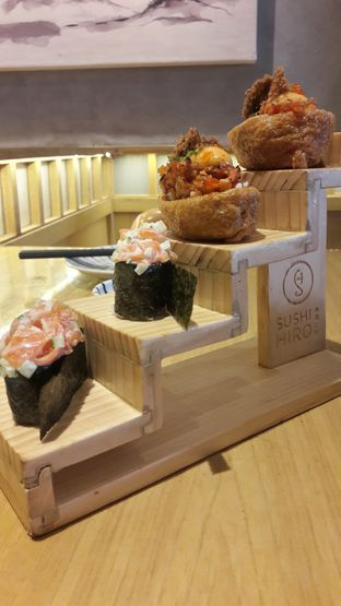 Foto 1 - Makanan di Sushi Hiro oleh Andri