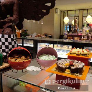 Foto review Satoo Garden Restaurant & Lounge - Hotel Shangri-La oleh Darsehsri Handayani 42