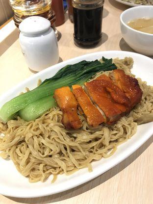 Foto 2 - Makanan(Mie dengan Ayam Cha Siew BBQ) di Imperial Kitchen & Dimsum oleh @stelmaris
