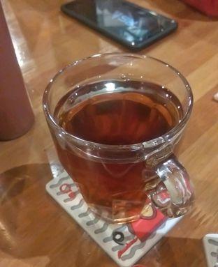 Foto 4 - Makanan(Ginger Tea (IDR 35k)) di Pancious oleh Renodaneswara @caesarinodswr