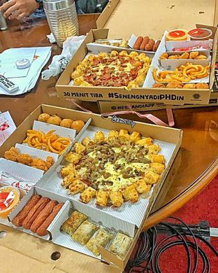 Foto - Makanan di Pizza Hut oleh felita [@duocicip]