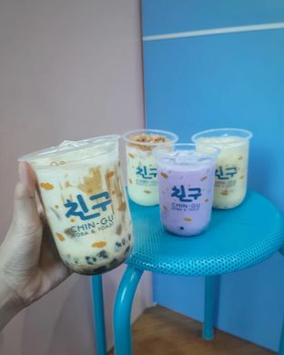 Foto review Chin-Gu Boba & Toast oleh Daniel Wijaya 1