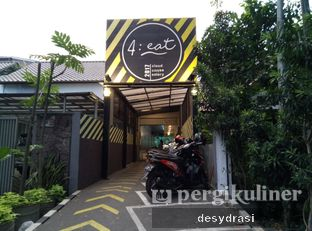 Foto 3 - Eksterior di 4eat & Coffee oleh Desy Mustika