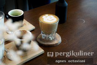 Foto 1 - Makanan(Latte) di Homepage Coffee Brewers oleh Agnes Octaviani