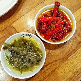 Foto 5 - Makanan(Sambal) di Sambal Khas Karmila oleh felita [@duocicip]
