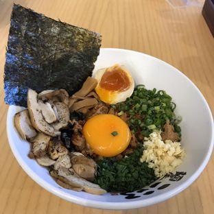 Foto - Makanan di Kokoro Tokyo Mazesoba oleh valentinus alvin