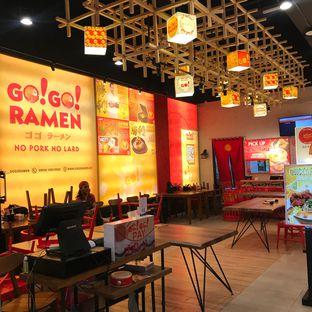 Foto 8 - Interior di Go! Go! Ramen oleh Della Ayu