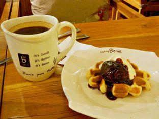 Foto review Caffe Bene oleh Lunchgetaway  1