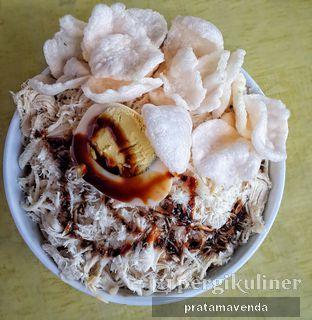 Foto 4 - Makanan di Bubur Ayam Bandung Pajajaran oleh Venda Intan