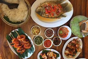 Foto Gubug Makan Mang Engking