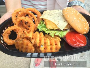 Foto review Carl's Jr. oleh Han Fauziyah 11