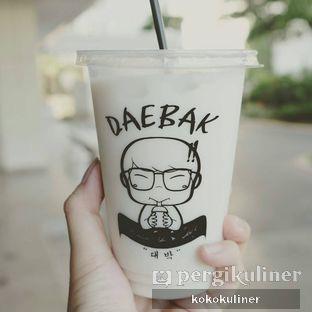 Foto review Daebak Korean Tea & Cafe oleh Koko Kuliner 1