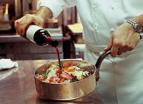 Wine Sebagai Penambah Kenikmatan Masakan