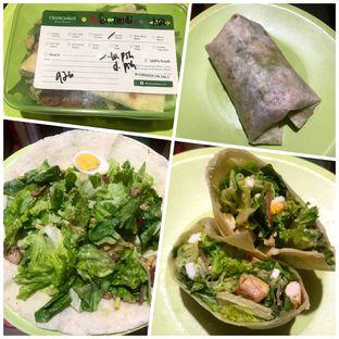 Foto - Makanan di Crunchaus Salads oleh denise elysia