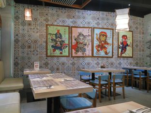 Foto 5 - Interior di Chopstix oleh Fadhlur Rohman