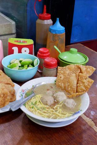 Foto 1 - Makanan di Bakso Solo Samrat oleh yudistira ishak abrar