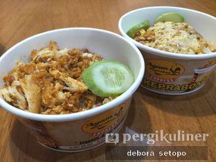 Foto 1 - Makanan di Ayam Keprabon Express oleh Debora Setopo