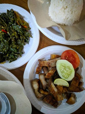 Foto Makanan di Warung Ce