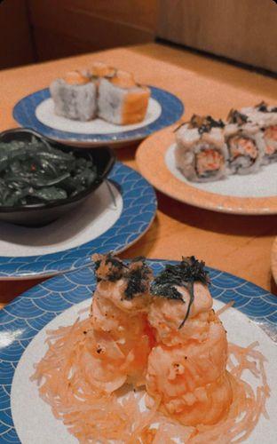 Foto review Tom Sushi oleh Marisa Aryani 1