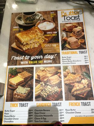 Foto review Butter Toast oleh Windy  Anastasia 2