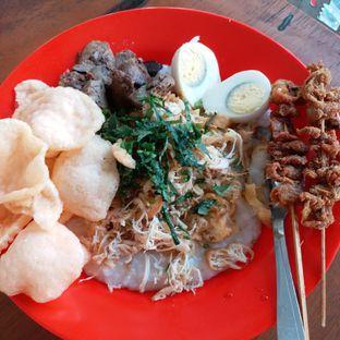 Foto review Bubur Ayam Mang H. Oyo oleh Kuliner Limited Edition 1