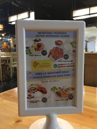 Foto 2 - Menu(Paket Makan) di Ayam Goreng Karawaci oleh @Tedsuja