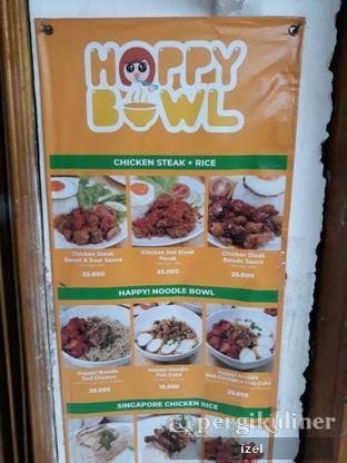 Foto review Happy Bowl oleh izel / IG:Grezeldaizel 5