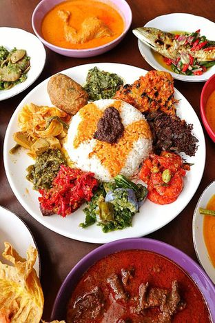 Foto 4 - Makanan di Sepiring Padang oleh Couple Fun Trip & Culinary