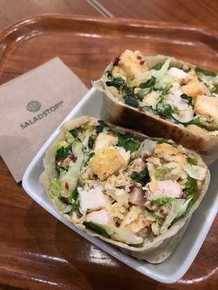 Foto 2 - Makanan di SaladStop! oleh @belfoodiary