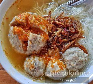 Foto 1 - Makanan di Bakso Pak Diran oleh Asiong Lie @makanajadah