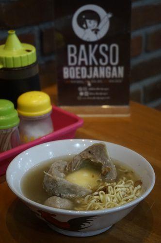 Foto Makanan di Bakso Boedjangan