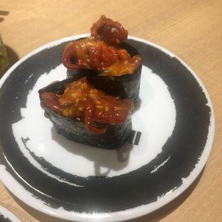 Foto 2 - Makanan di Genki Sushi oleh @Perutmelars Andri