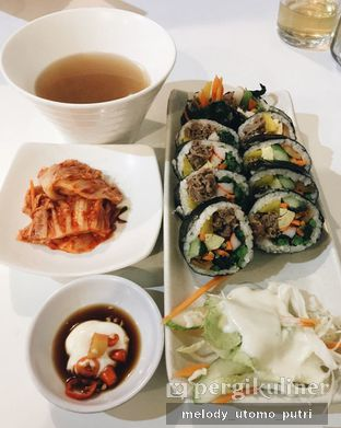 Foto 1 - Makanan(Bulgogi Kimbab) di An.Nyeong oleh Melody Utomo Putri