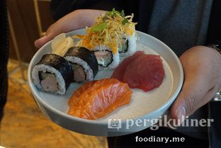 Foto review PASOLA - The Ritz Carlton Pacific Place oleh @foodiaryme | Khey & Farhan 2