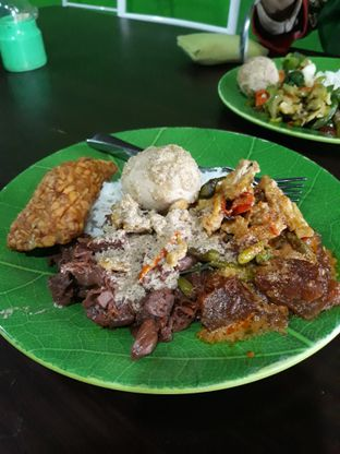 Foto - Makanan di Gudeg Yogya Bu Darmo / Bu Yati oleh Mouthgasm.jkt