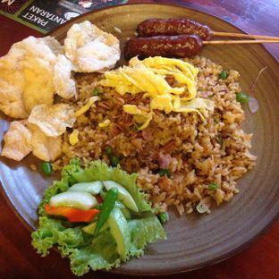 Foto 2 - Makanan(Nasi Goreng Kambing) di Sate Khas Senayan oleh Pengembara Rasa