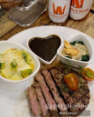 Foto 1 - Makanan di Double U Steak by Chef Widhi oleh Darsehsri Handayani