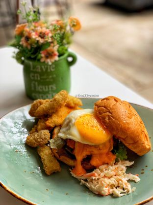 Foto 2 - Makanan di Atlast Kahve & Kitchen oleh Eatandcrunch