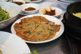 Foto 5 - Makanan(Pajeon) di Myeong Ga Myeon Ok oleh Elvira Sutanto