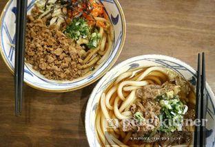 Foto - Makanan(Niku Udon dan Abura Udon) di Marugame Udon oleh Makan Harus Enak @makanharusenak