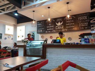 Foto 1 - Interior(Kasir) di Cikang Coffee & Resto oleh Adhy Musaad