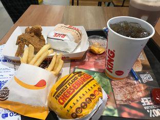 Foto 1 - Makanan di Burger King oleh Rurie