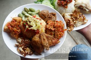 Foto 2 - Makanan di Sambal Khas Karmila oleh Oppa Kuliner (@oppakuliner)