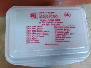 Foto 3 - Makanan di Mie Ayam Bojoloro oleh yeli nurlena