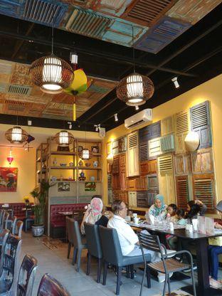 Foto 8 - Interior di Saigon Delight oleh kayanyaenak