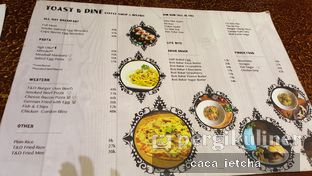 Foto review Toast & Dine oleh Marisa @marisa_stephanie 2
