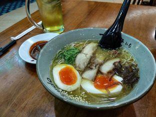 Foto 1 - Makanan(Tori Kara Ramen (IDR 58k)) di Ikkudo Ichi oleh Renodaneswara @caesarinodswr