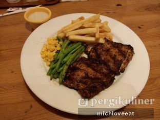 Foto 8 - Makanan di Holycow! STEAKHOUSE by Chef Afit oleh Mich Love Eat