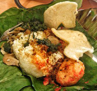 Foto review Pusat Nasi Bakar oleh irena christie 1