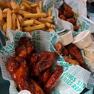 Foto 1 - Makanan di Wingstop oleh Mitha Komala